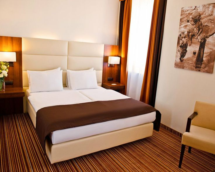 Room for two at BEST WESTERN PLUS Ferdynand Hotel, Rzeszow, Poland