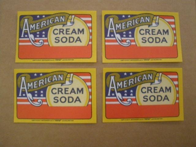 Manchester American Cream Soda
