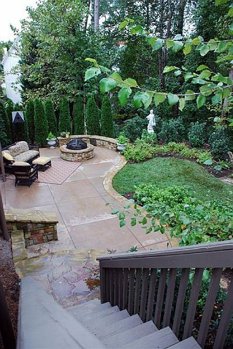 Atlanta Landscaping Photos - Botanica Atlanta | Landscape Design-Build-Maintain