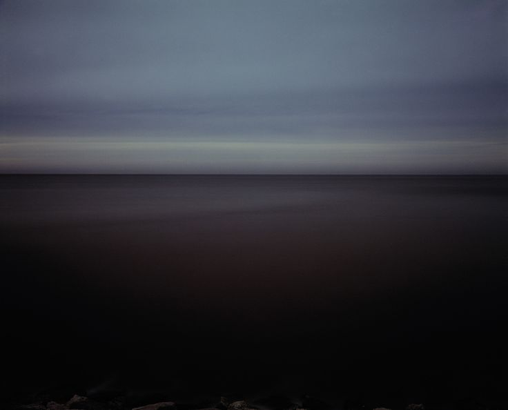Nicholas Hughes's ethereal landscapes – in pictures