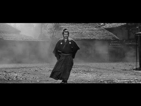 Aprendemos a componer con movimiento gracias al cine de Akira Kurosawa
