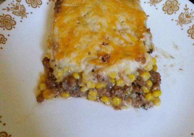 Sarah's Simple Shepherds Pie Recipe -  Yummy this dish is very delicous. Let's make Sarah's Simple Shepherds Pie in your home!