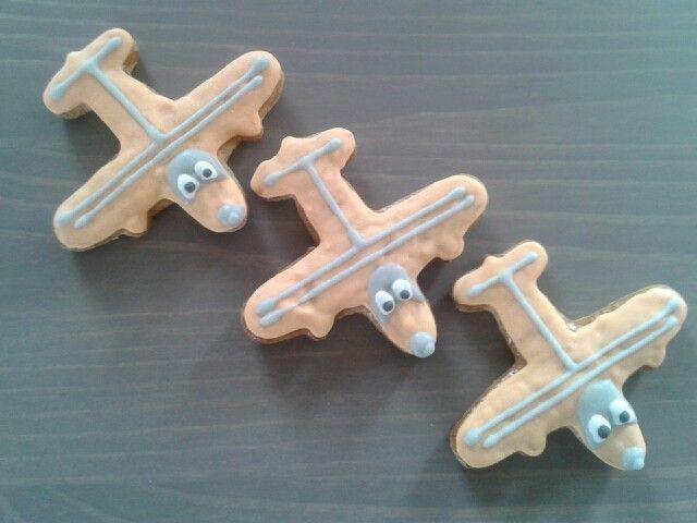 Letadlo Prášek