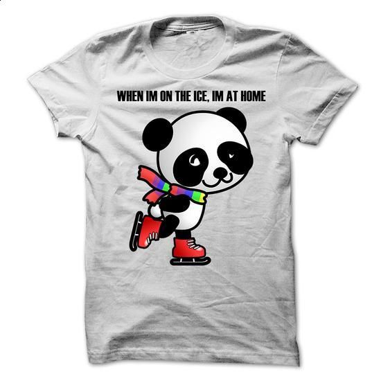 skating panda - #men hoodies #unique t shirts. CHECK PRICE => https://www.sunfrog.com/Sports/skating-panda.html?60505