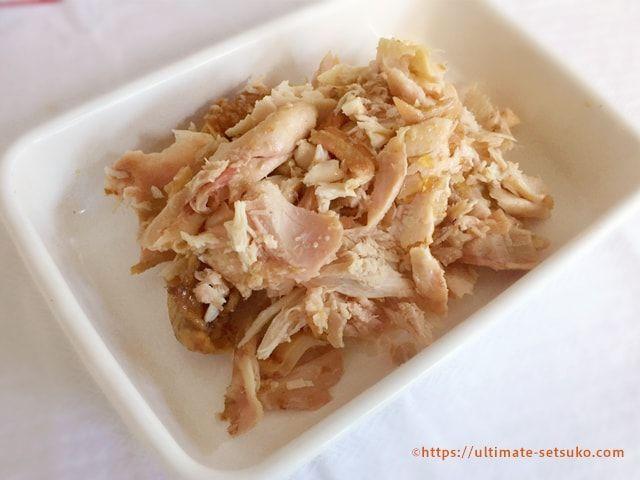 チキン コストコ レシピ ロティサリー