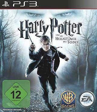 Playstation-3-HARRY-POTTER-UND-DIE-HEILIGTUMER-DES-TODES-Neuwertig