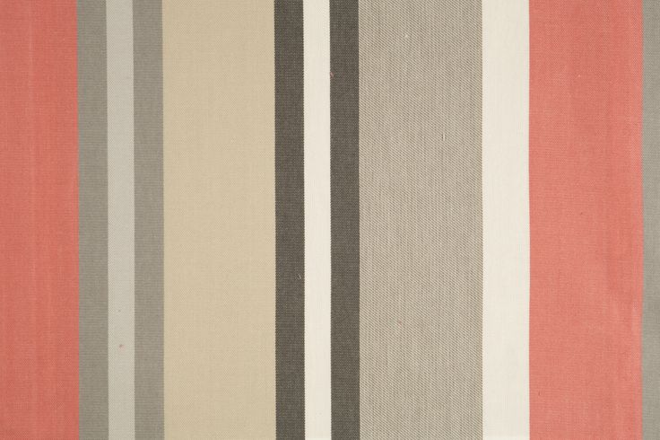 Gypsy woven stripe in colour Flint, from  Svenmill's Folklore Collection