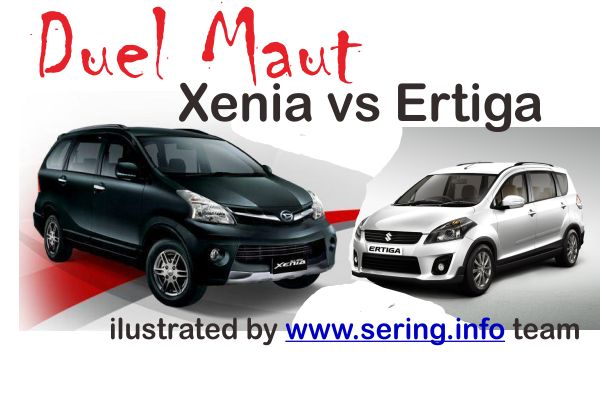 Xenia vs Ertiga