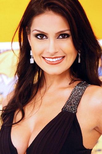 Natália Guimarães - Miss Brazil 2007 e 2nd Miss Universe 2007.