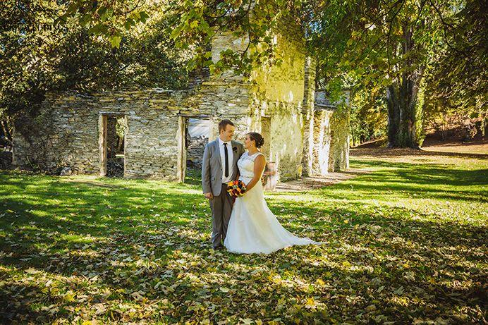 Thurlby domain wedding, autumn wedding