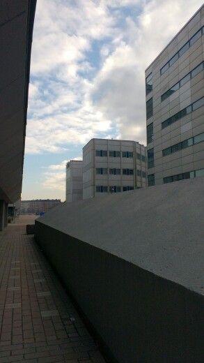 Merihaka concrete