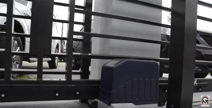 liftmaster elite robo slide gate opener operator