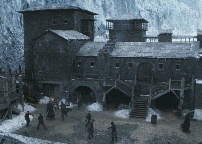 game of thrones castle images
