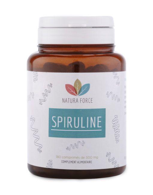 Acheter spiruline naturelle - complément alimentaire   Natura Force