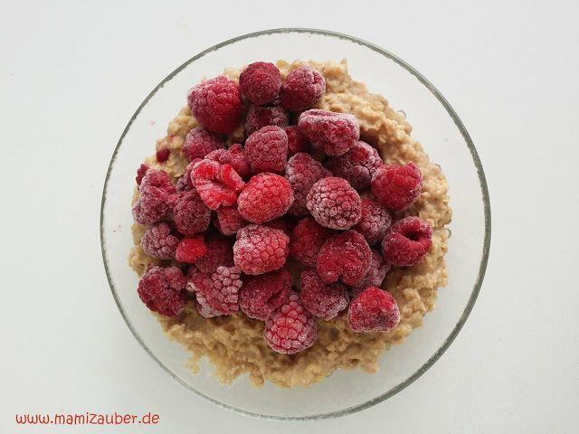 Das Size Zero Porridge Rezept - Das begehrte Frühstück im 10-Wochen-Programm von Julian Zietlow • Mamizauber