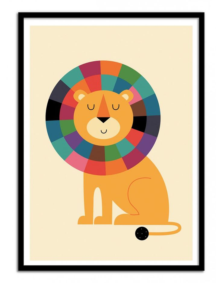 29 best KIDS Art-Posters Wall Editions images on Pinterest   Animal ...