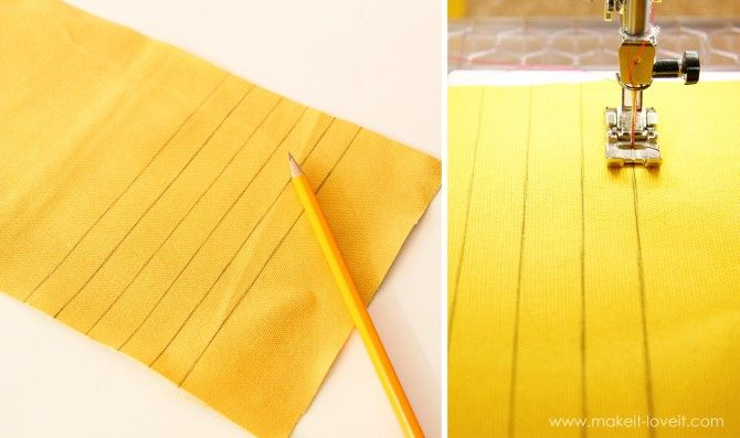 Practice Makes Perfect -- Basic sewing tips and stitch tutorials!
