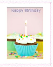 How To Make Your Own Birthday Cards  Microsoft Birthday Card Templates