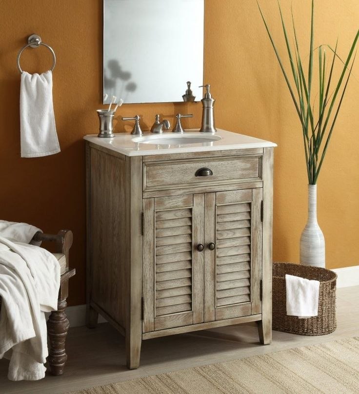 Best 25 unfinished bathroom vanities ideas on pinterest - Unfinished shaker bathroom vanity ...