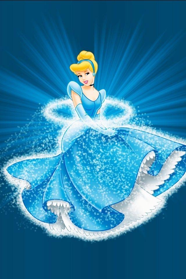 Disney Cartoon Cinderella Wallpaper   ディズニーアニメ, マンガ, ディズニー ... A Dream Is A Wish Your Heart Makes Hd