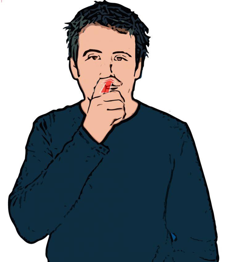 Sister - British Sign Language (BSL)
