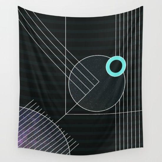 Spaceal Wall Tapestry