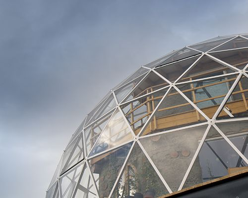 1000 Images About Geodesic Dome Awning Cover On