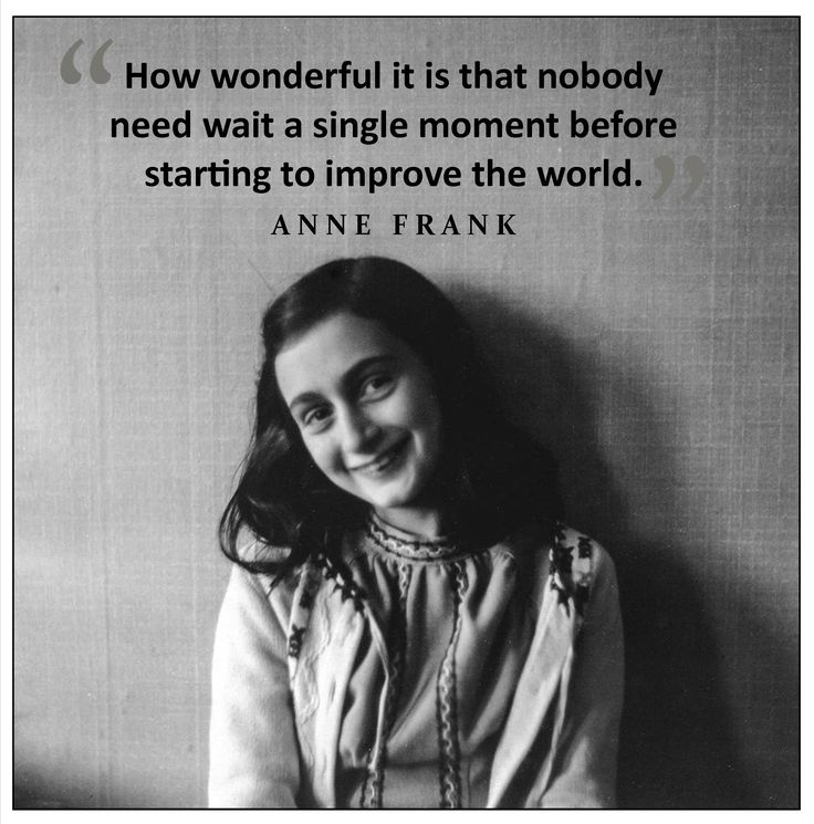 the life and influence of anne frank The story is mainly set in amsterdam during the nazi occupation in world war two where at first life is good and all is well for anne and her family, it then moves on to things worsening for the franks and other jewish families as the nazi influence the diary of anne frank book.