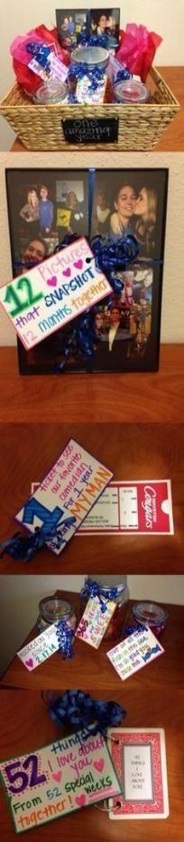 62+ Ideas diy gifts for boyfriend one year budget