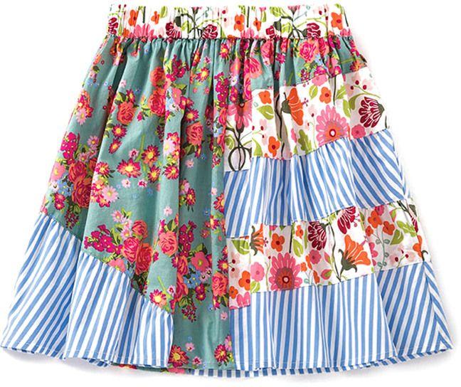 Matilda Jane Girls' Badminton Skirt