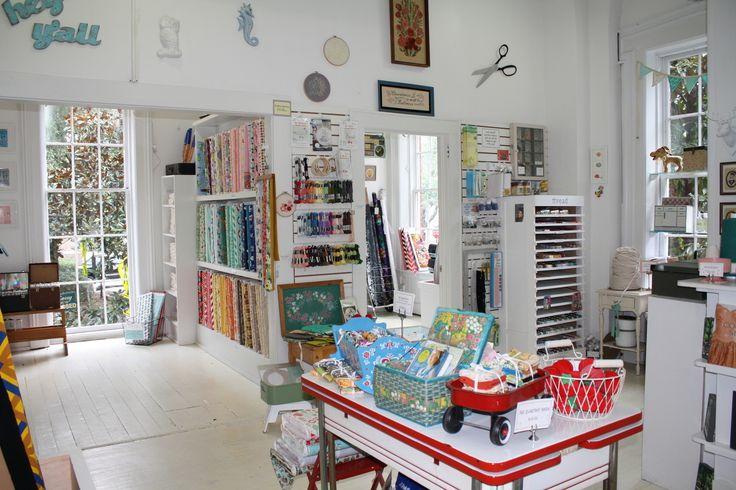 Fabrika Fine Fabrics, Savannah, Georgia · Shop Showcase · Cut Out + Keep Craft Blog