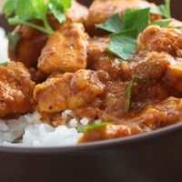 7 Healthy Chicken Curry Recipes