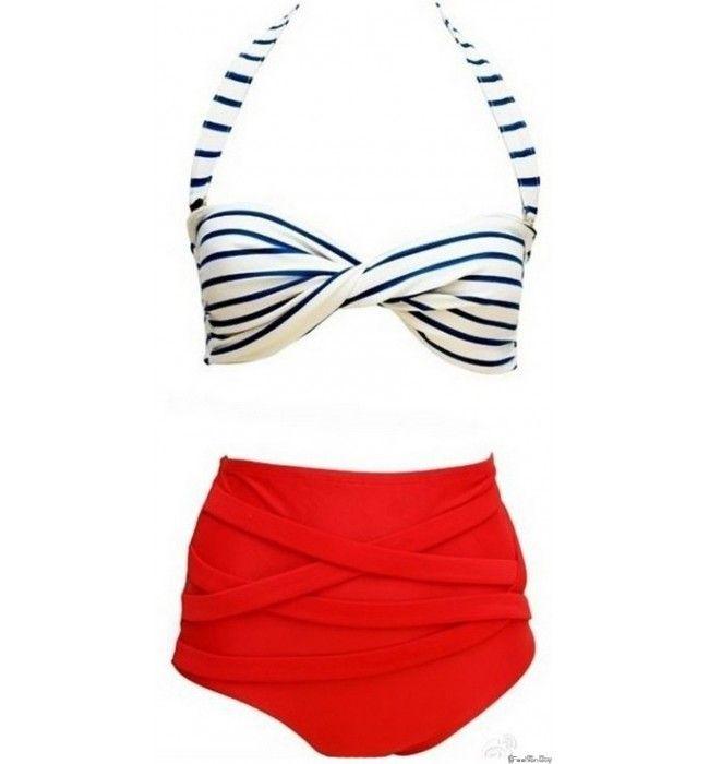 Mode, tendance, fashion, plage, été, corps, maillot de bain, VICTORIA'S SECRET, bikini, 2 pièces, femme, summer, swimwear