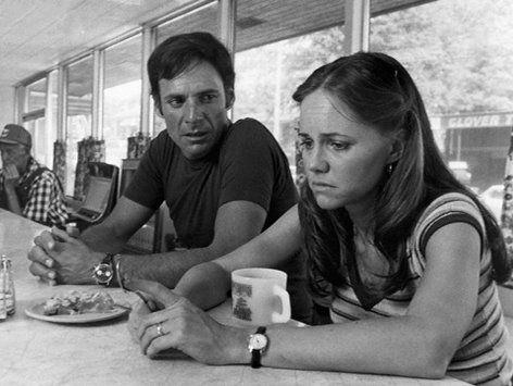Ron Leibman con Sally Field