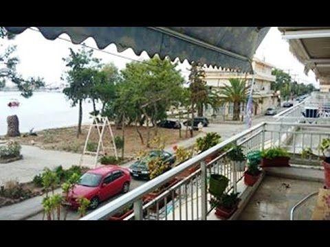 Wunderschöne Möblierte Wohnung in Nea Moudania  vor dem Strand mit 120 qm