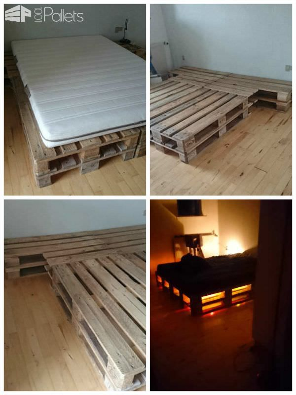pallet bedroom set 17 best images about pallet beds amp headboards on 12787