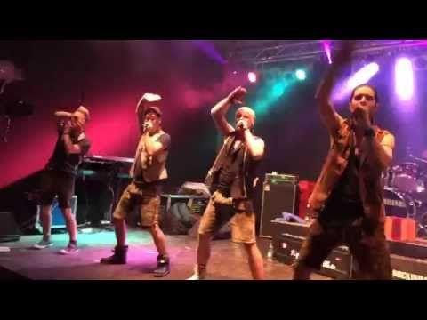 voXXclub - Live bei der Sommerparty auf der Schlangenfarm - Schladen (11.09.2015) - YouTube