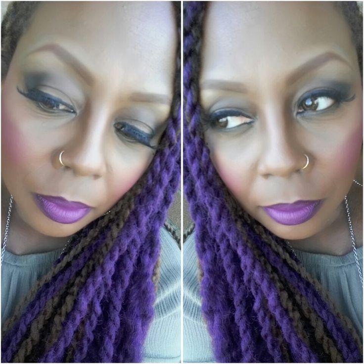 #motd #eyes mac #wedge #embark #bottlegreen gel liner #chanel #lashes #ardell #brows #mac #anastasia #damoneroberts lips #heroine #nightmoth cheeks #lancome