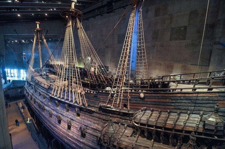 Vasa Ship, Stockholm