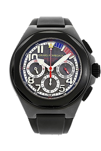 CPO Girard-Perregaux Titanium BMW Oracle Racing Automatic
