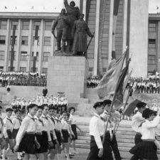 Communism in Romania: photographic archive
