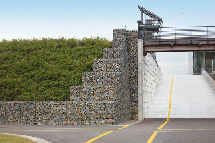 Stonebox – I Gabbioni di Granulati Zandobbio » La Galleria Fotografica dei gabbioni StoneBox