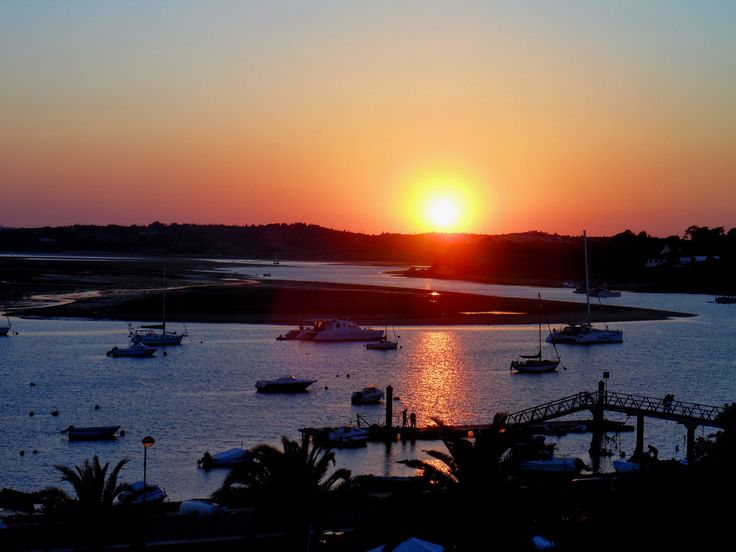 https://flic.kr/p/fURct1 | Sunset in Alvor , Algarve , Portugal | Sunset in Alvor , Algarve , Portugal  Welcome to the Algarve my friends!  This year we went on holiday to the beautiful village of Alvor , in the municipality of Portimão. The village has a bit more then 6000 inhabitants.  Alvor was founded in 436 by the Carthaginian General Aníbal Barca as a commercial port.  The Ria de Alvor (Alvor Estuary) is located between the towns of Lagos and Portimão. Covering 1700 hectares it…