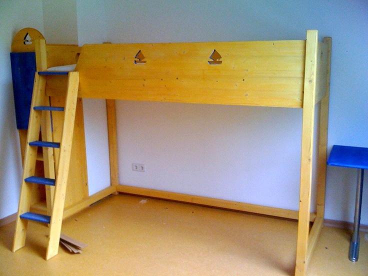 25 best images about kinderbetten nach wunsch der kunden. Black Bedroom Furniture Sets. Home Design Ideas