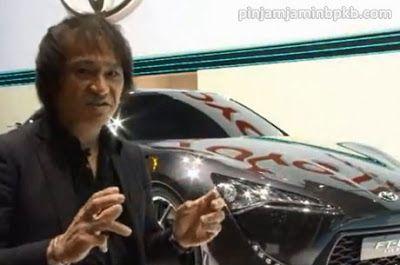 Chief Design Toyota Hijrah mengabdi pada Yamaha