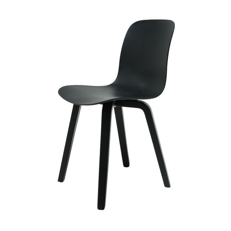 Substance Stuhl schwarz -  - A050270.003