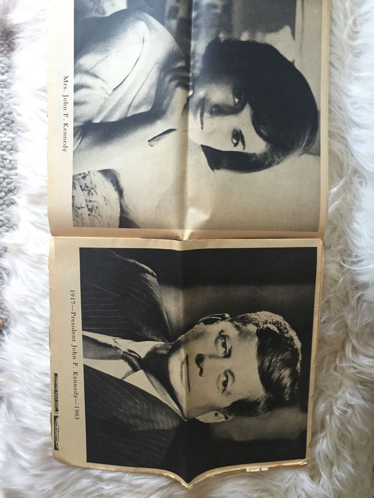 1963 JFK Kennedy Assassination JackiE Newspaper Funeral EULOGY Special Edition | eBay
