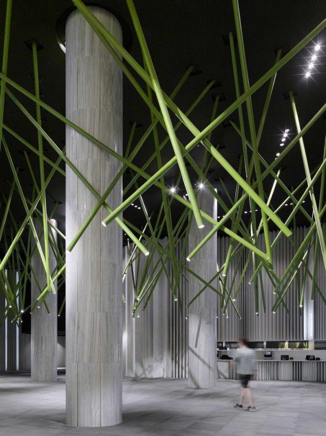 2013 BOY Winner: Common Space | Projects | Interior Design. Nanchang Insun…