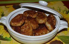 Polpette con pomodoro dentro.... Котлеты «Цыганские»: таким сочным это блюдо у меня еще не получалось!