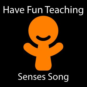 Senses Song, The Senses Song, Senses Song for Kids, Free Senses Song, Song for Teaching Senses, Five Senses Song, Touch Taste Smell Sight Sound Song